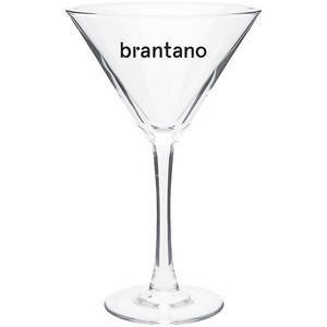 10 Oz. Martini Clear Glass
